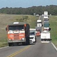 Hoy estará restringida la circulación de camiones por las rutas nacionales