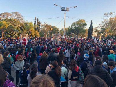 La comunidad de San Luis del Palmar peregrinará a Itatí