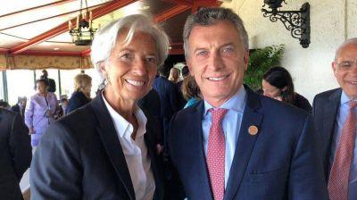 Desfinanciar la ANSES y topes de aumentos salariales: la letra chica del acuerdo con el FMI