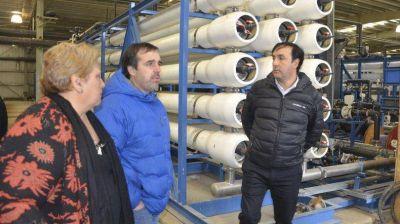 Cuestionan dilaciones de Nación por la Planta de Osmosis Inversa