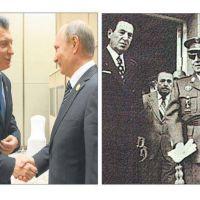 El mundo, Macri y el peronismo