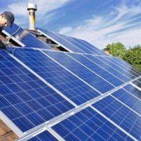 Técnicos del Distrito IV al que pertenece Chascomús fomentan el uso de paneles solares en casas