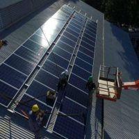 Energías renovables: Paneles solares, para escuelas rurales y organismos públicos