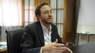 Entrevista al subsecretario de Energías Renovables