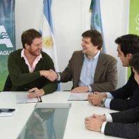 Histórico acuerdo entre el OPDS y la Autoridad del Agua para controlar a las industrias