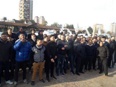 Puerto de Tigre: Patrones Fluviales y el SOMU exigen que las empresas cumplan el convenio colectivo de trabajo