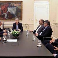 Mauricio Macri quiere acordar el presupuesto 2019 con los gobernadores antes del 15 de septiembre