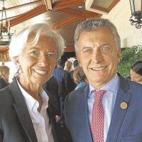 Más de 400 opositores al acuerdo con el FMI firmaron una carta a Lagarde