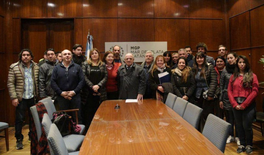 Boston: positivo balance de la reunión entre los trabajadores y Arroyo