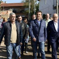 Tratan de reunir a Massa, Randazzo y gobernadores en una cumbre del peronismo bonarense