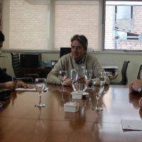 La provincia llevará a cabo un plan integral de desagües pluviales en Álvarez