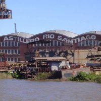 Tras la frase de Macri en Mar del Plata, trabajadores tomaron el Astillero Río Santiago