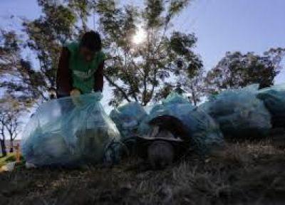 Tercer Reciclatón: activa participación del Municipio a través de la Dirección de Gestión Ambiental y el Jardín Botánico
