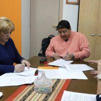 Río Grande: El Municipio firmó un convenio para atención médica de afiliados a la Obra Social del Personal Sanitario