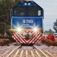 Belgrano Cargas: fue récord la cantidad de tonelada transportadas en el primer semestre