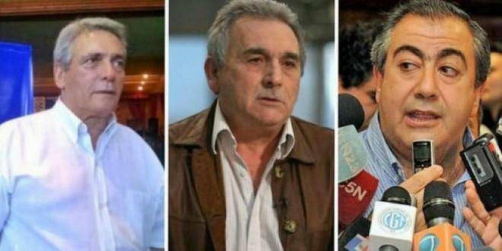 """¿Se rompe la CGT? La continuidad del triunvirato une a los grupos """"rebeldes"""""""