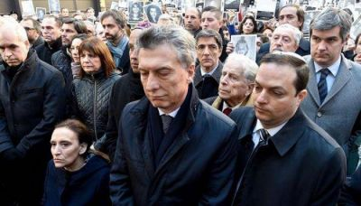 Macri no participará del acto de la AMIA