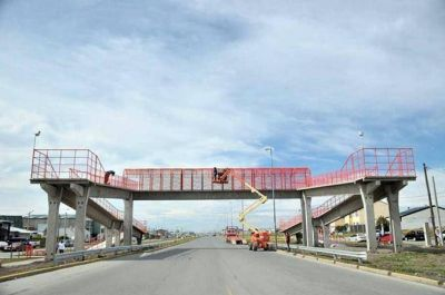 """Mario Rodríguez reclama instalación de puente peatonal sobre la """"88"""" en Batán"""