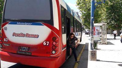 """Carrara: """"Queremos repensar el transporte de cara a los próximos años"""""""