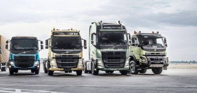 Nuevos planes de financiación de Volvo Trucks