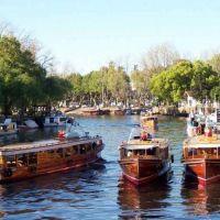Buscan subsidiar el transporte fluvial para los habitantes del Delta