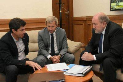 """Verna pidió informes a Nación por la licitación de """"El Tambolar"""""""