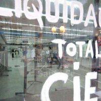 Se duplicó la cantidad de locales comerciales vacíos en la Ciudad