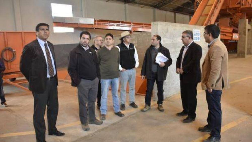 Gran aporte para la mejoría de los residuos Solidos Urbanos en la provincia