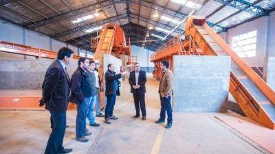 La planta de tratamiento será administrada por 10 municipios