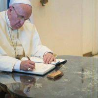 Papa: que el deporte favorezca la cultura del encuentro