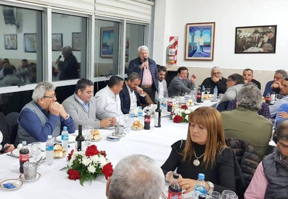 Triaca estuvo con más de 47 gremios disertando sobre la situación de la Argentina