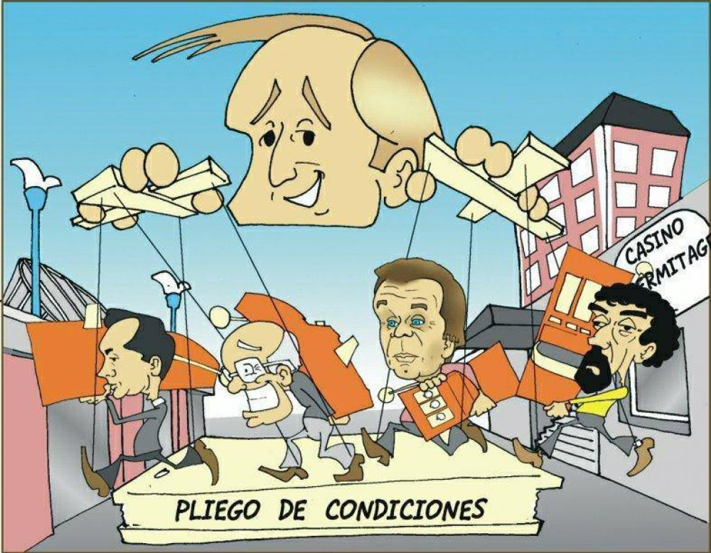 Aldrey Iglesias acorralado: confirman sospechas sobre lavado y blanqueo de dinero para la campaña de Daniel Scioli