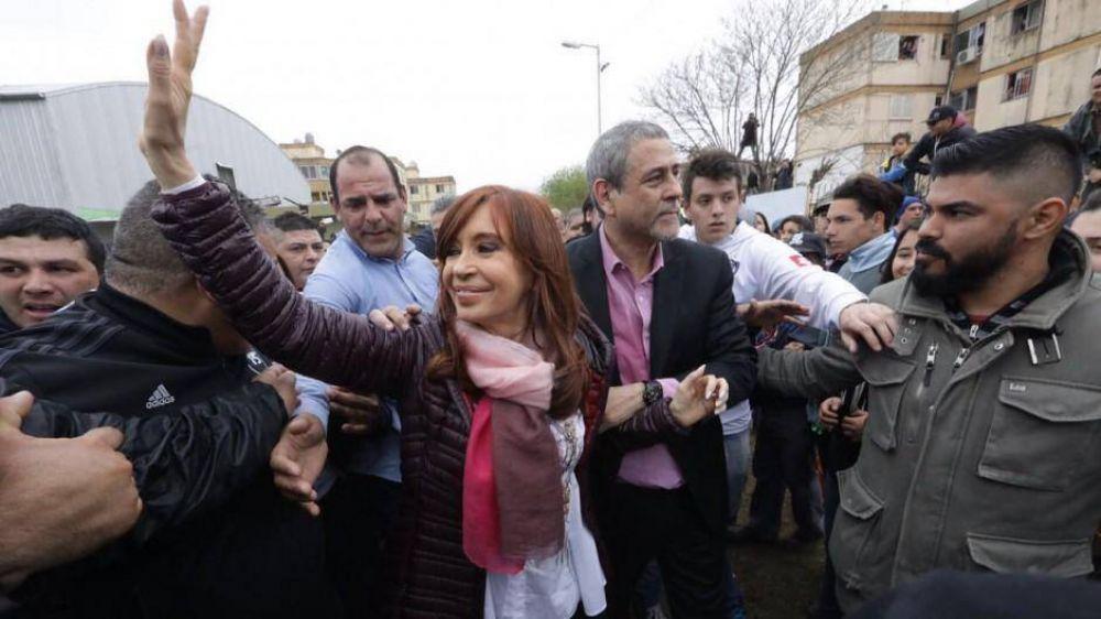 Cristina cree que si no mejora en la Provincia y en la zona núcleo no podrá ganar en 2019