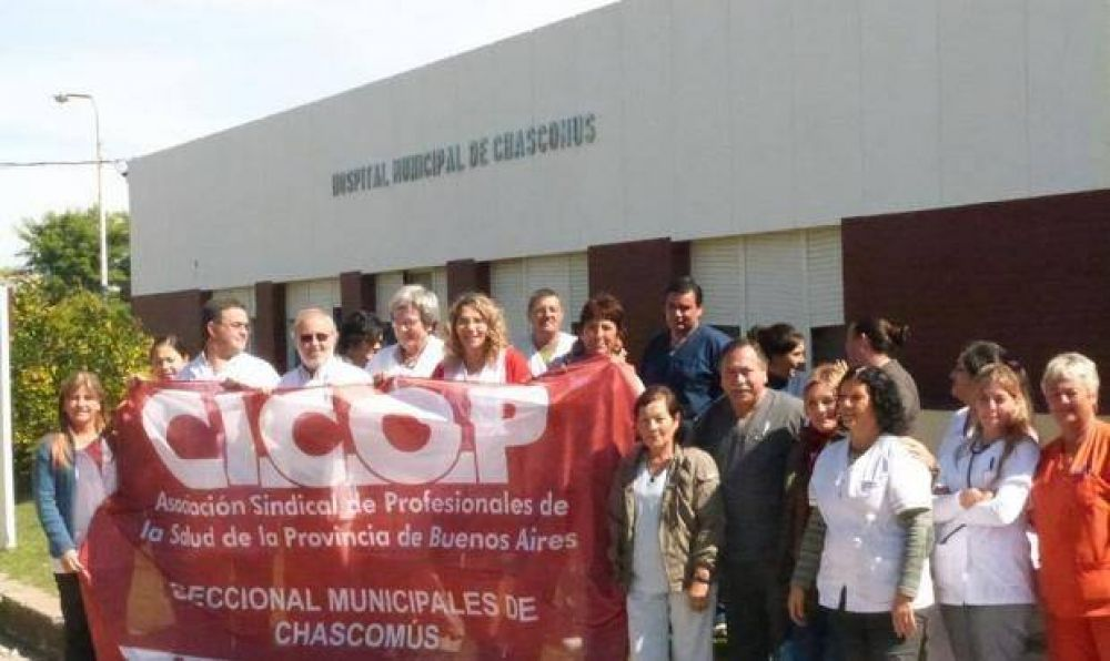 Chascomús: CICOP denuncia ensañamiento del ejecutivo con el gremio