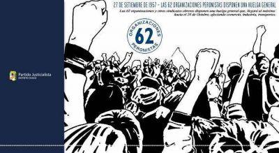 Las 62 ratificaron pertenencia a Cambiemos y pidieron lugares en las listas legislativas