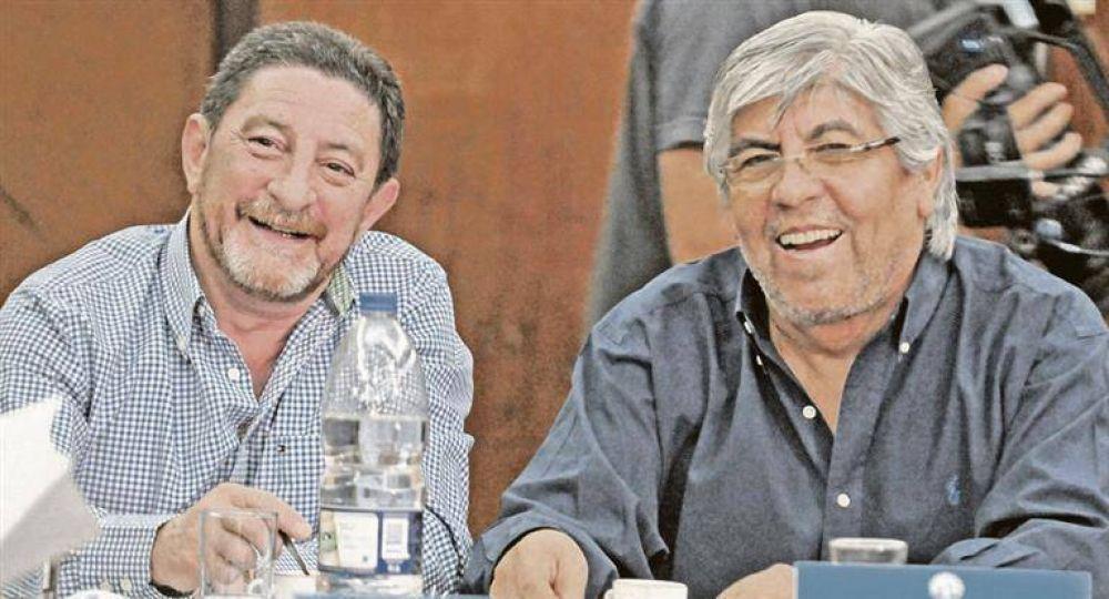 Reordenamiento en CGT macera reconciliación: Moyano-Viviani