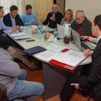 Crearán una Comisión Fiscalizadora dentro del consorcio del Girsu Virch