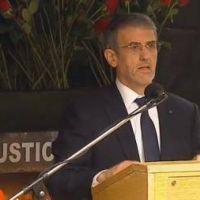 Discurso completo del presidente de la AMIA, Agustín Zbar, a 24 años del atentado