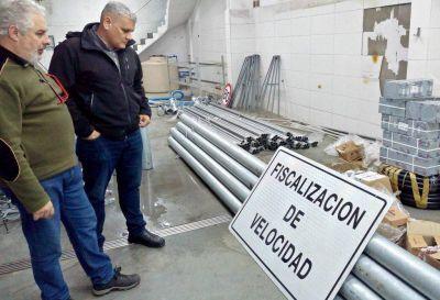 Fotomultas: el municipio reveló dónde colocará los radares