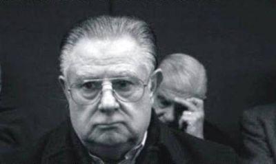 Renunció Bicarelli al PJ localHéctor Bicarelli. El represor renunció a su filiación al PJ