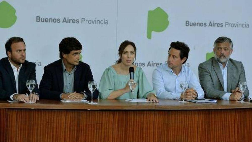 María Eugenia Vidal se reunió con sus ministros y definió la propuesta que llevará a la paritaria docente