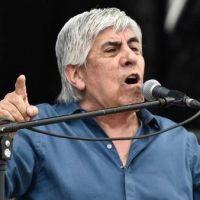 Hugo Moyano amenaza tras la sanción a Camioneros: