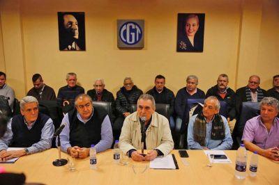 La CGT recibe a Lagarde con críticas y amenazas: