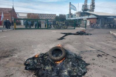Despidos en refinería de Bahía Blanca: no hubo avances tras reunión en el Ministerio de Trabajo