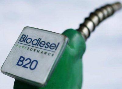 El biodiésel argentino contamina 70% menos que el estándar europeo