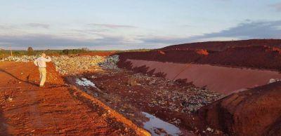 Avanza el plan sobre residuos con relevamientos y proyectos de plantas de tratamiento