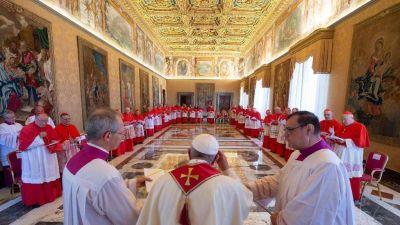 El Papa proclamará santo durante el Sínodo a un joven obrero del siglo XIX