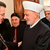 Líder musulmán reconoce que sin cristianos no puede haber un Medio Oriente