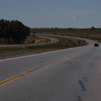 Firmaron el contrato para concesionar por PPP la ruta Mar del Plata-Olavarría