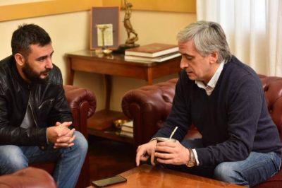 """Javier Gastón: """"La realidad de la Provincia no se puede circunscribir a la bomba de tiempo que es el Conurbano"""""""